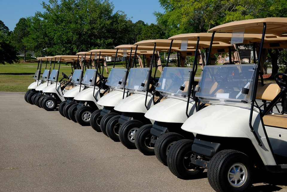 Consideration of Golf Cart Battery