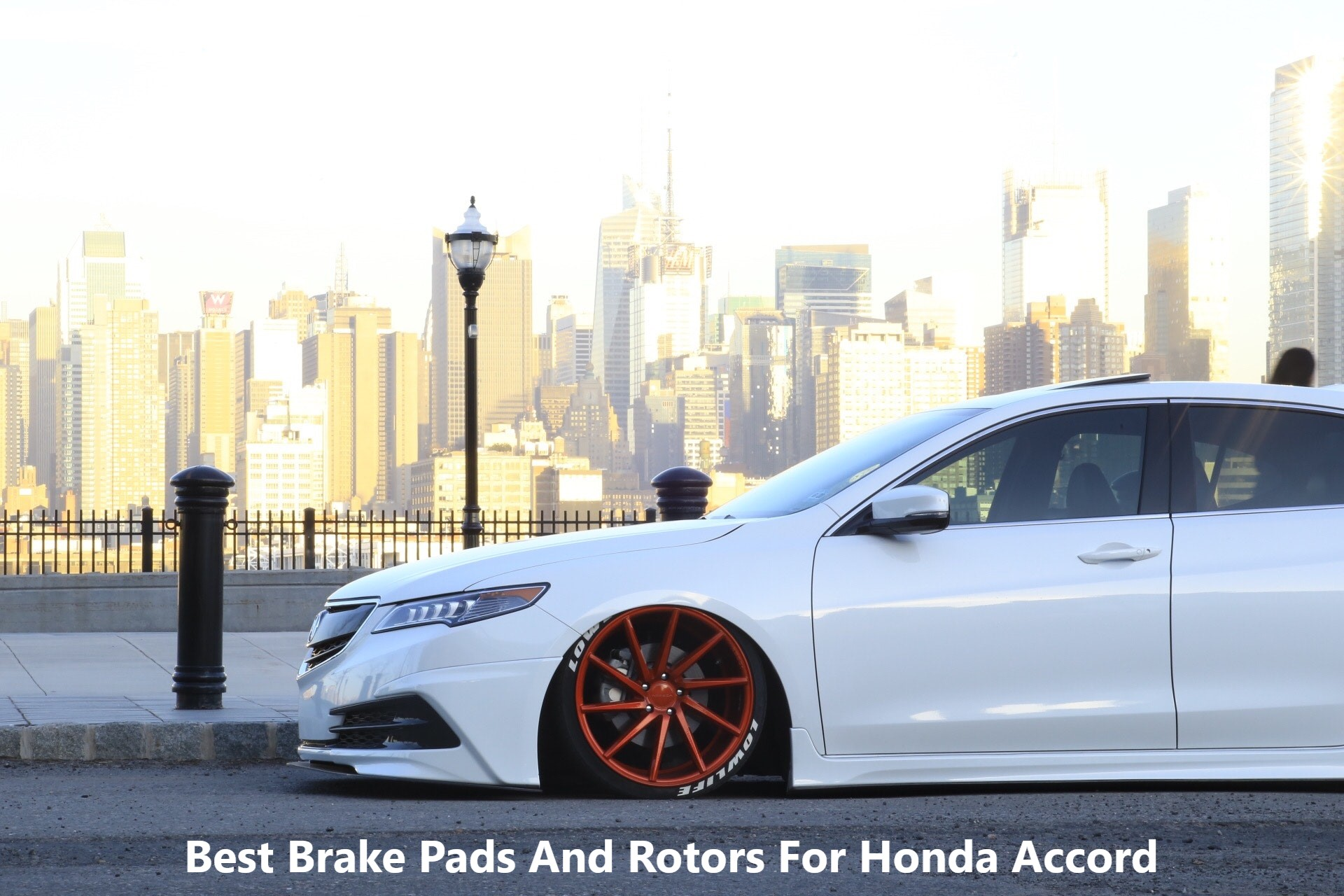Best Brake Pads For Honda Accord