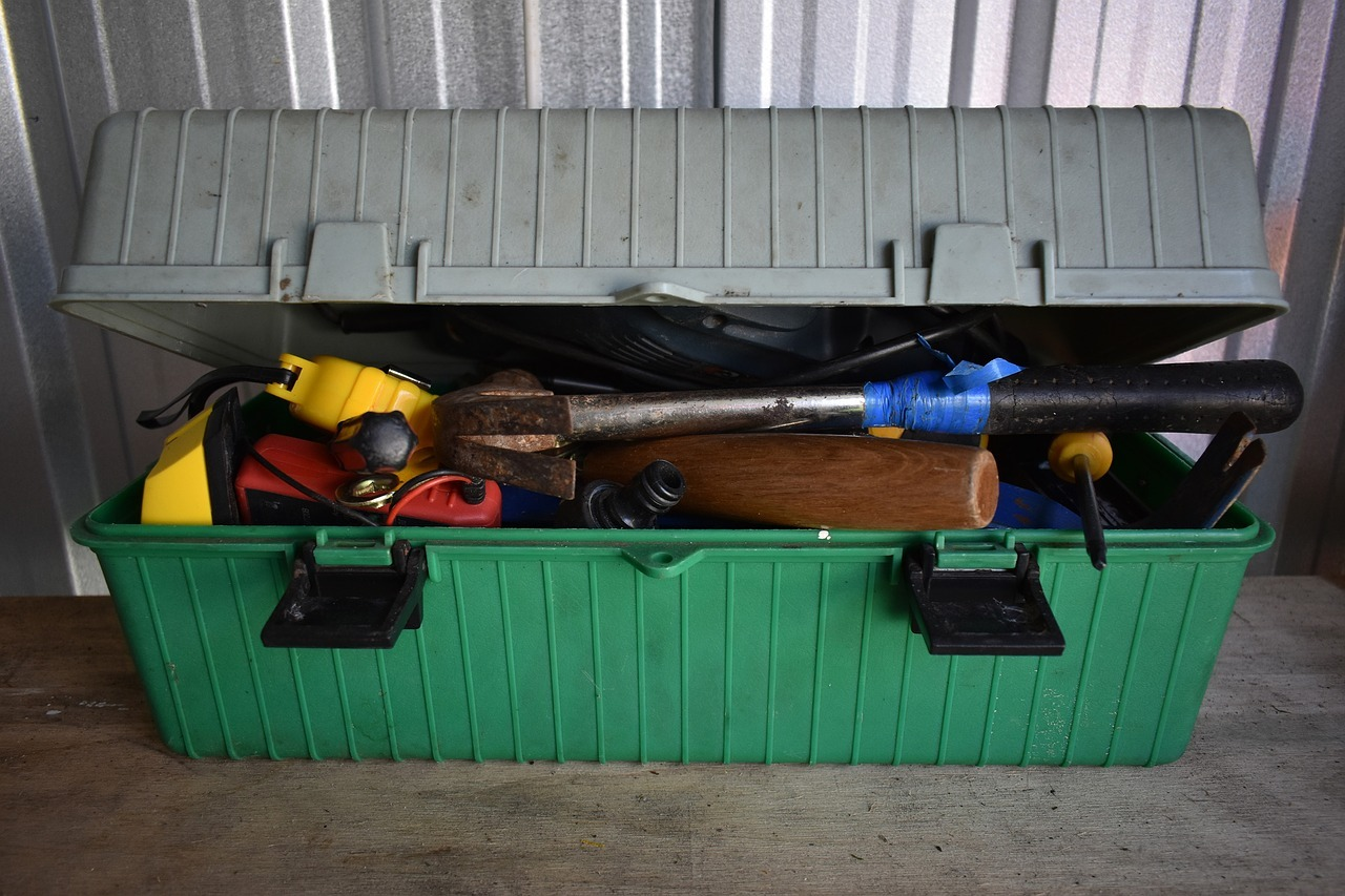 Install Truck Tool Box With Bed Liner