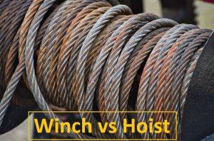 HOIST VS WINCH
