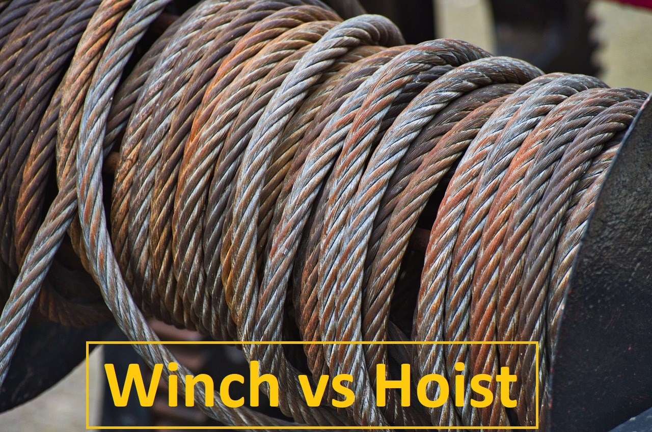 HOIST VS WINCH