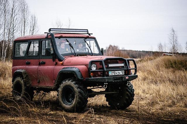 jeep cb radio