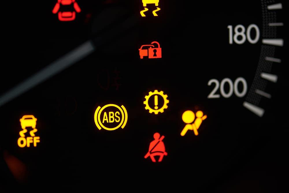 Car ABS Light