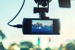 How do dash cams work