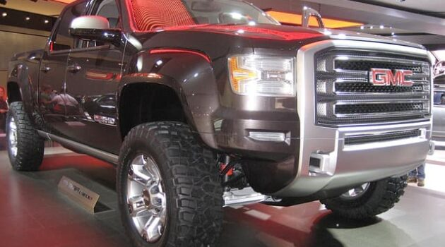 Exhaust Systems for GMC Sierra