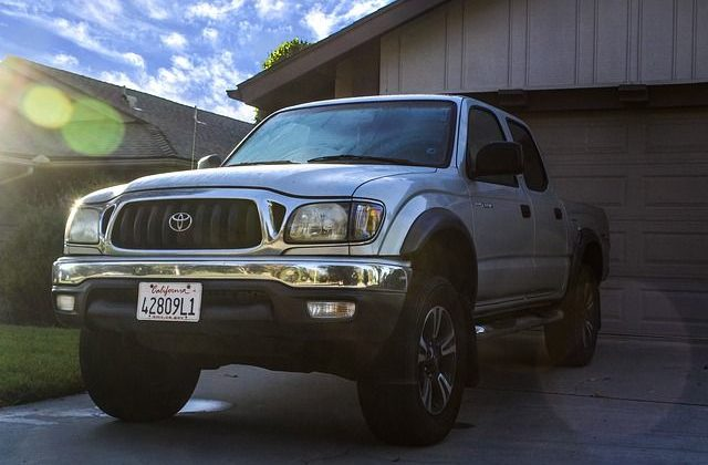 toyota tacoma exhaust system