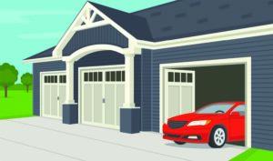 How to Repair a Wooden Garage Door