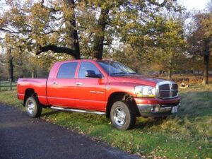 How to find axle ratio Dodge Ram 1500